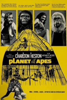 Planet of the Apes on-line gratuito
