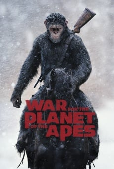 War for the Planet of the Apes on-line gratuito