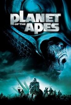 El planeta de los simios online gratis