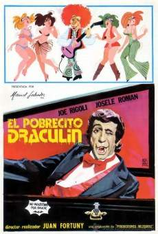 Ver película El pobrecito Draculín