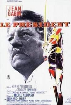 Ver película El presidente