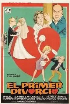 Ver película El primer divorcio