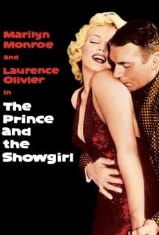 Ver película El príncipe y la corista