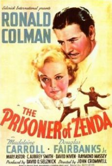 The Prisoner of Zenda on-line gratuito