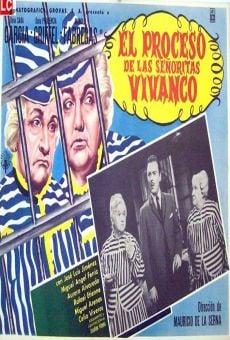El proceso de las señoritas Vivanco online gratis