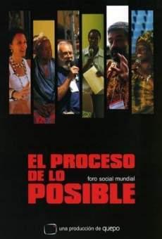 Ver película El proceso de lo posible