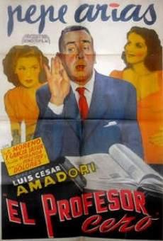 Ver película El profesor Cero