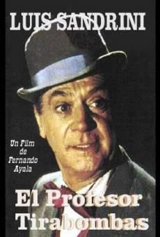 Ver película El profesor tirabombas