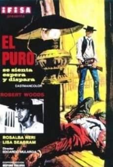Ver película El Puro se sienta, espera y dispara