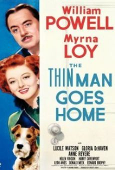 The Thin Man Goes Home on-line gratuito