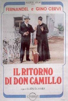 El regreso de Don Camilo online