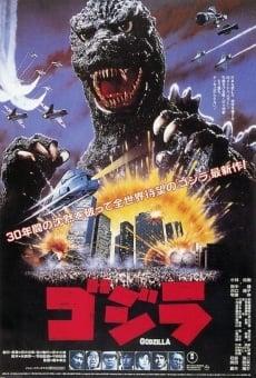 El regreso de Godzilla online