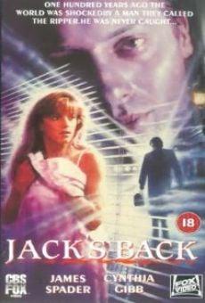 El regreso de Jack el destripador online gratis