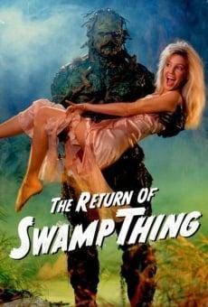 Ver película El regreso de la cosa del pantano