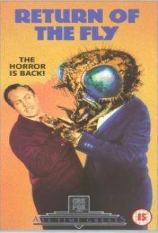 Ver película El regreso de la mosca