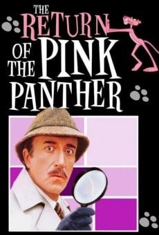 El Regreso de la Pantera Rosa online