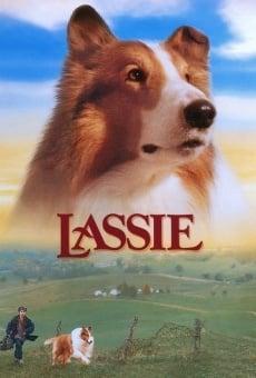 El regreso de Lassie online