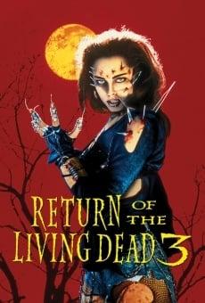 Ver película El regreso de los muertos vivientes 3