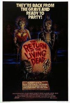 Ver película El regreso de los muertos vivos