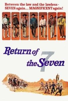 Il ritorno dei magnifici sette online