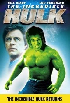 El regreso del increíble Hulk online