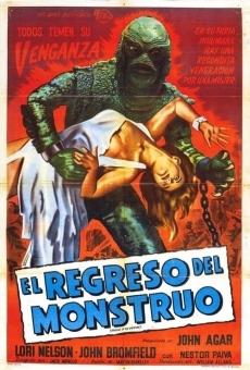 Ver película El regreso del monstruo