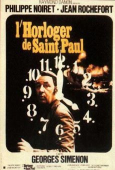 Ver película El relojero de Saint-Paul