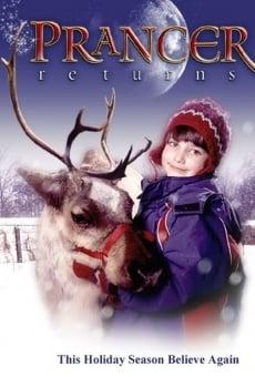 Ver película El reno perdido de Santa Claus