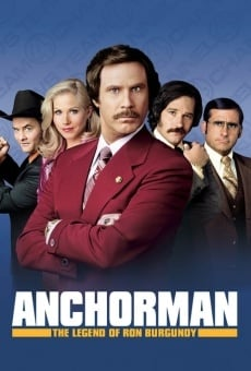 Anchorman: The Legend of Ron Burgundy (aka Action News) online free