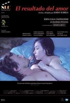 Ver película El resultado del amor