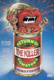 Ver película El retorno de los tomates asesinos