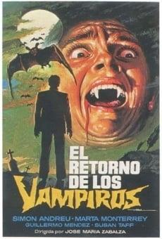 Ver película El Retorno de los Vampiros