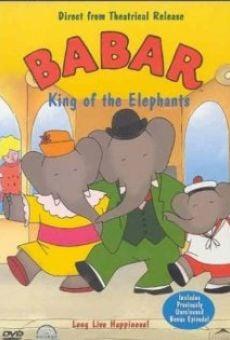 Babar: King of the Elephants online
