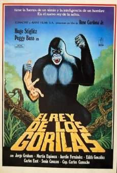 Ver película El simio blanco