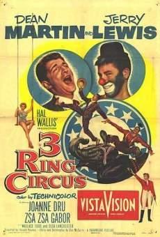 Il circo a tre piste online
