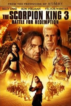 The Scorpion King 3: Battle for Redemption online