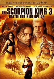 Ver película El Rey Escorpión 3: Batalla por la redención