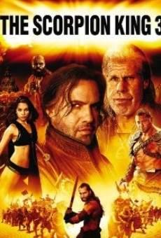 Ver película El Rey Escorpión 3