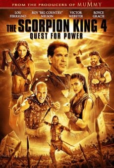 The Scorpion King: The Lost Throne on-line gratuito