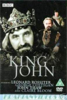 Watch The Life and Death of King John online stream