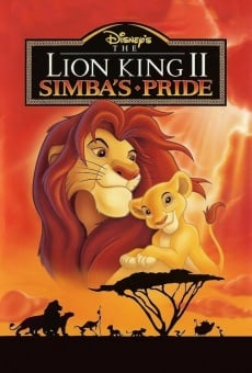 The Lion King II: Simba's Pride on-line gratuito