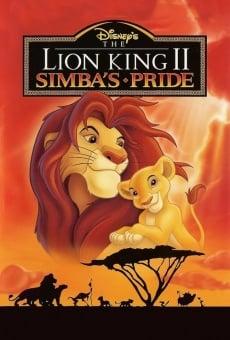 Ver película El Rey León 2 - El tesoro de Simba