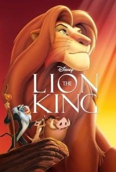 El rey león online