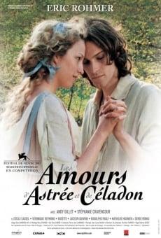 Ver película El romance de Astrea y Celadón