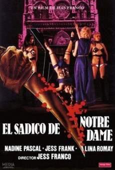 Ver película El sádico de Notre-Dame
