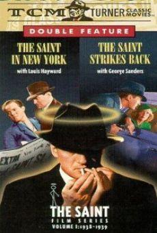 Ver película El Santo ataca de nuevo