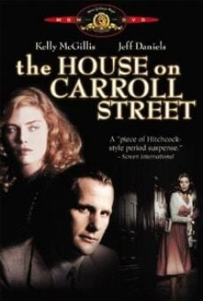 Watch The House on Carroll Street online stream