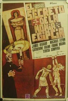 Ver película El secreto de la momia egipcia