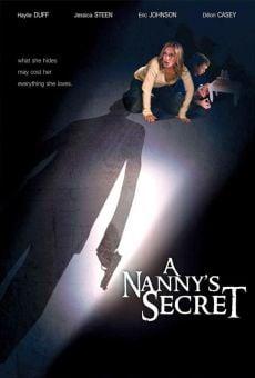 Ver película El secreto de la niñera