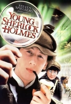 Young Sherlock Holmes on-line gratuito